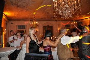 Polonäse mit DJ Hochzeit München