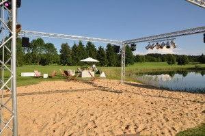 Beachparty Golfclub Wörthsee