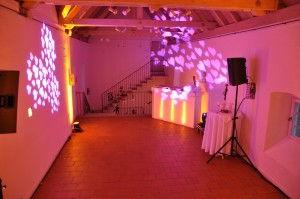 Beleuchtung Galerie im Schloß Blutenburg München Jella Lepmann Saal