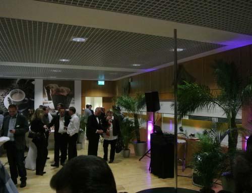 DJ Messe München BAU 13