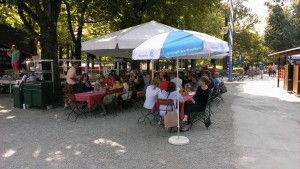 Sommerfest Hirschgarten München