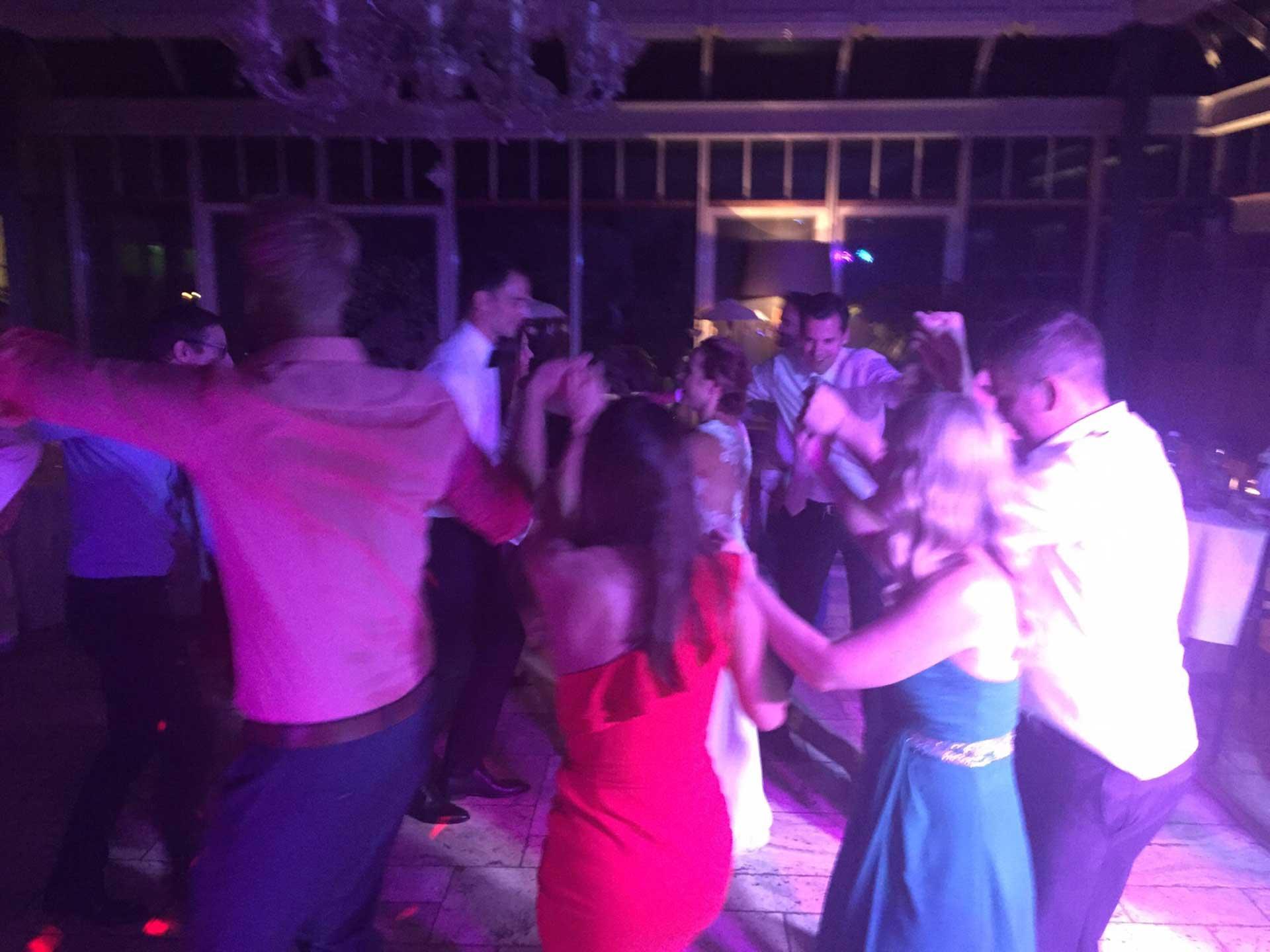 Party Hochzeitsfeier