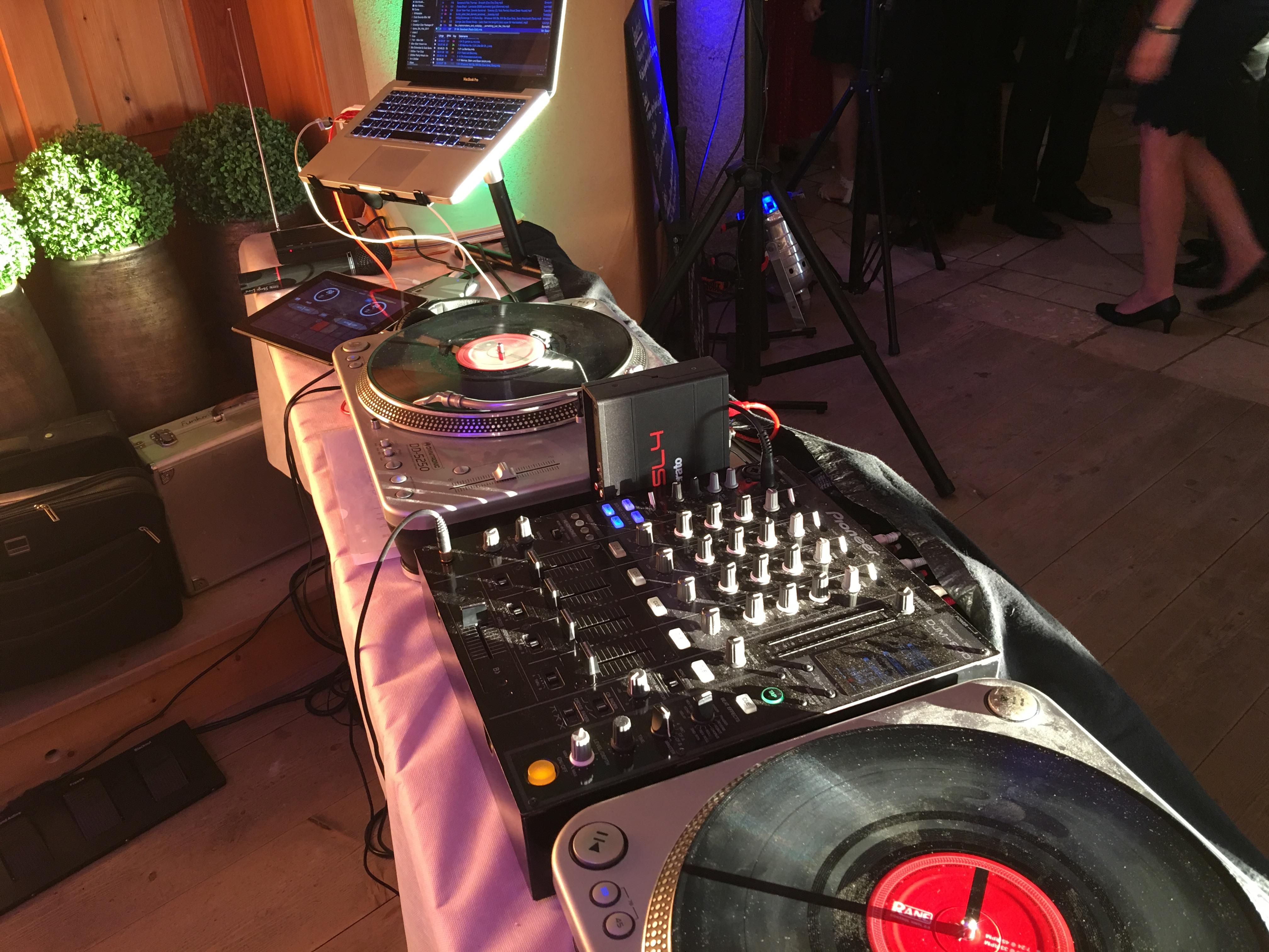 DJ Hochzeit München 2017