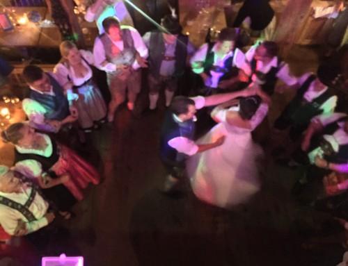 Hochzeitsfeiern 2017