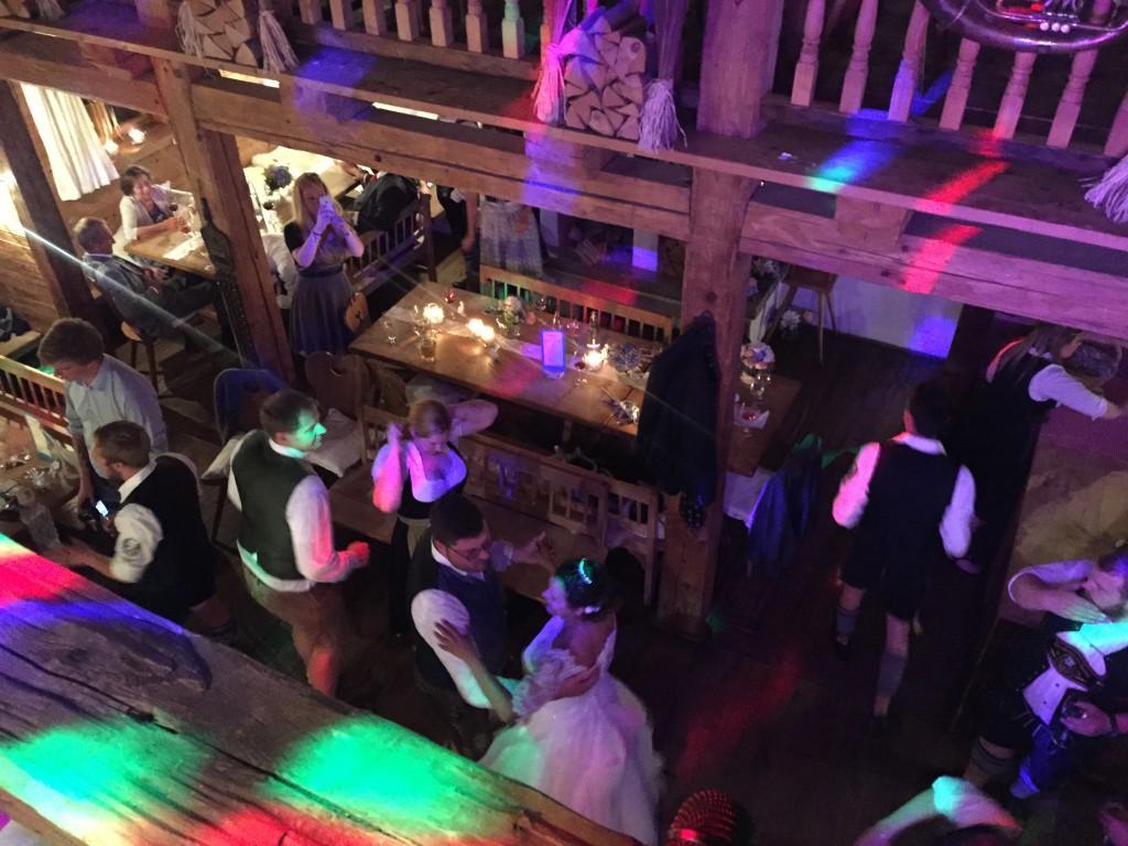 Hochzeitsfeier 2017