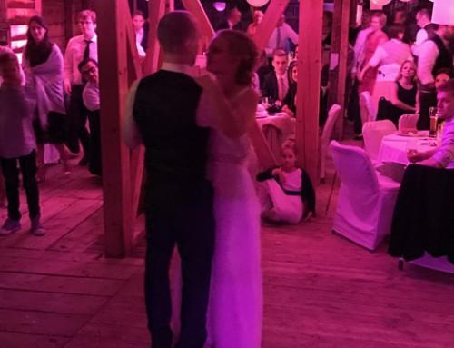 Hochzeitsfeier am Tegernsee
