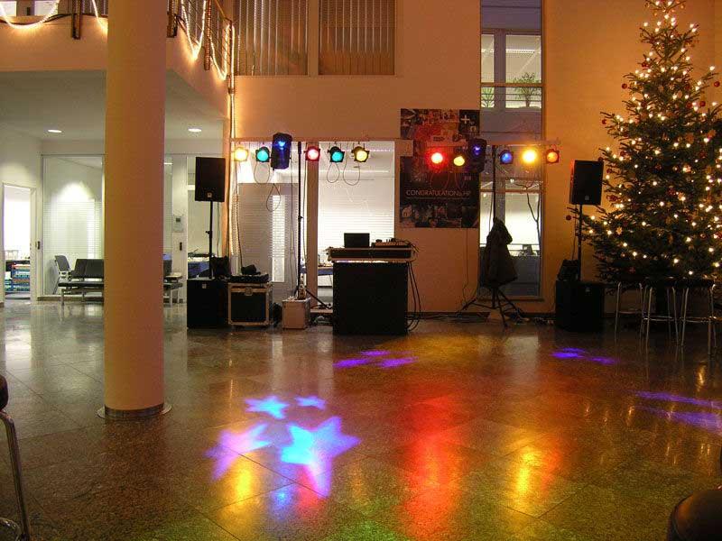 DJ Weihnachtsfeier München