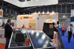 DJ Messe München ZnShine Solar
