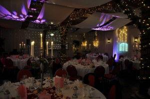 Beleuchtung neue Fasanerie von DJ Hochzeit München
