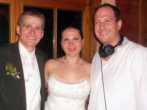 Brautpaar DJ Fritz