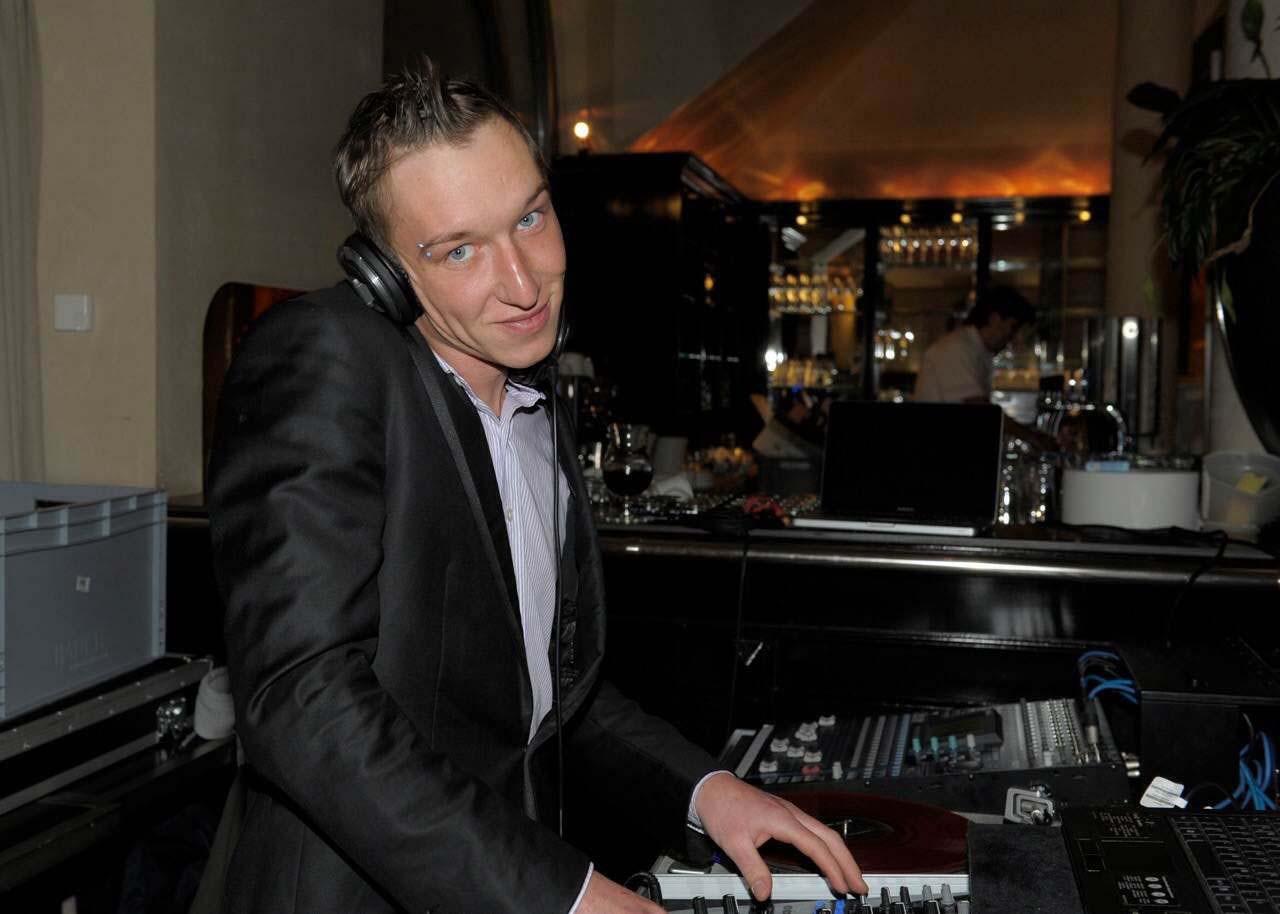 DJ Sven im Seehaus Muenchen