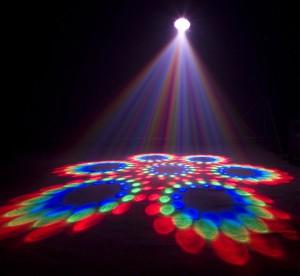 DJ Lichteffekt