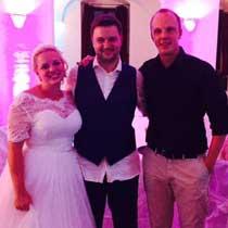 Hochzeit mit DJ Mirko