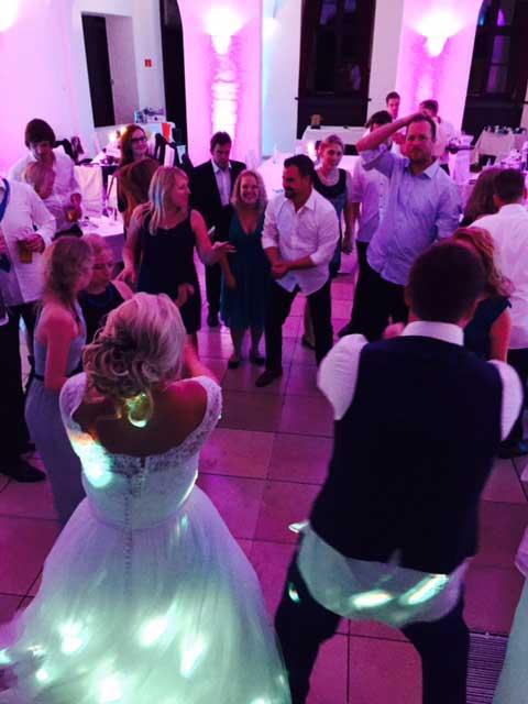 Wedding Dance oder Hochzeitswalzer