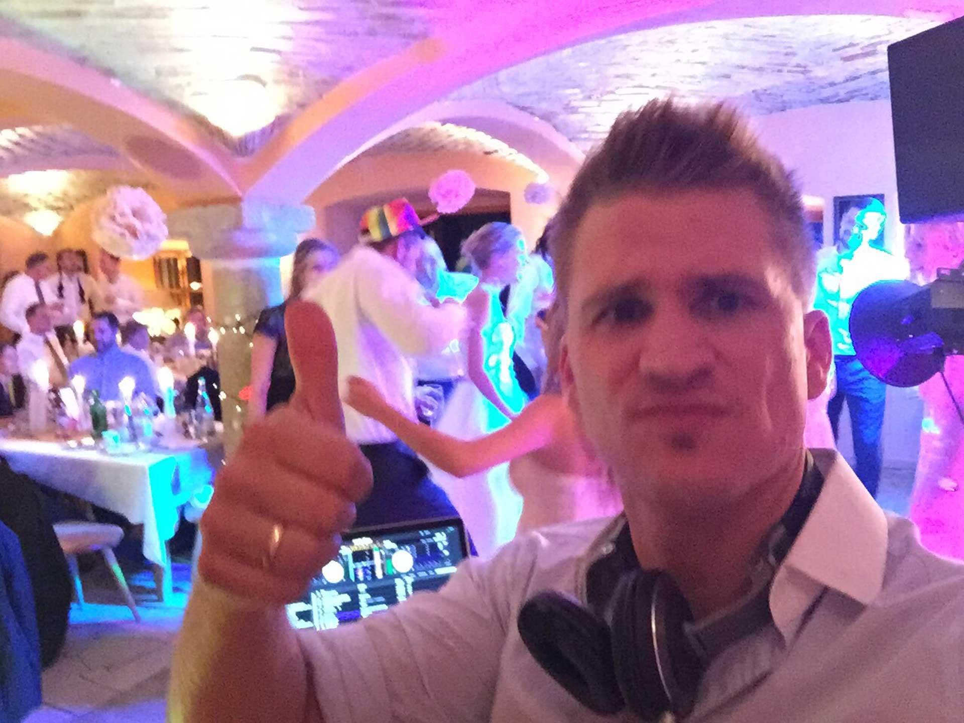 Party mit DJ Sandro