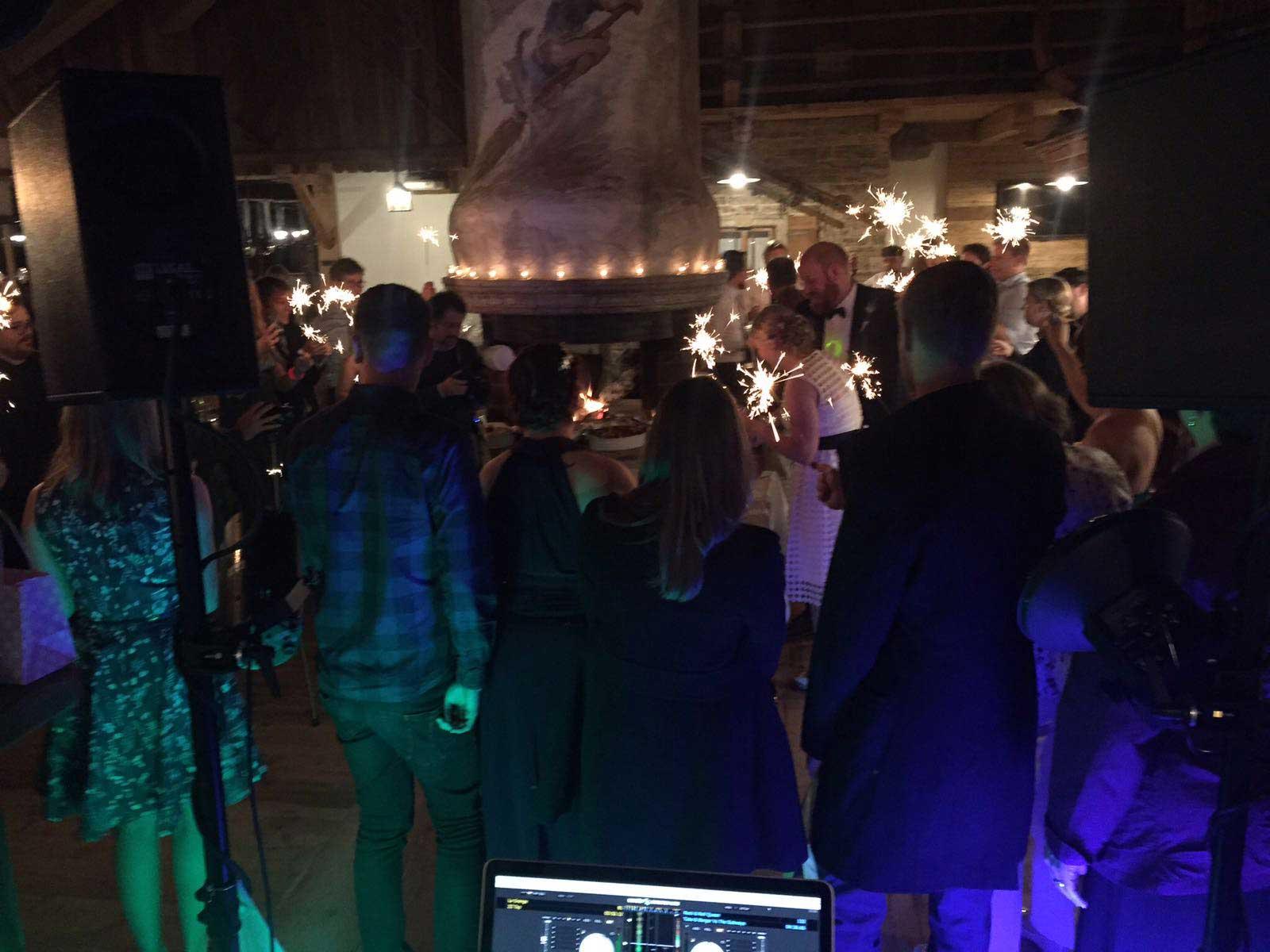 DJ Hochzeit Brenner Alm Elmau