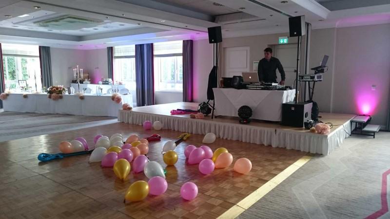 DJ München Hochzeit Marriott Schwabing