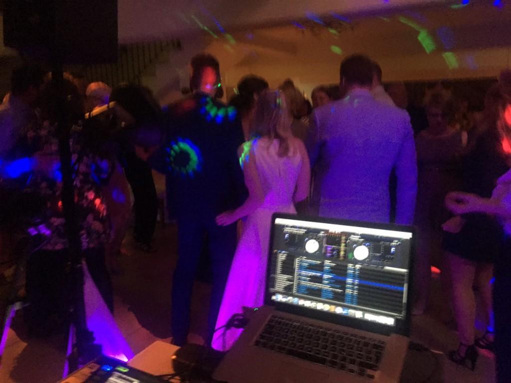 Hochzeits-Party