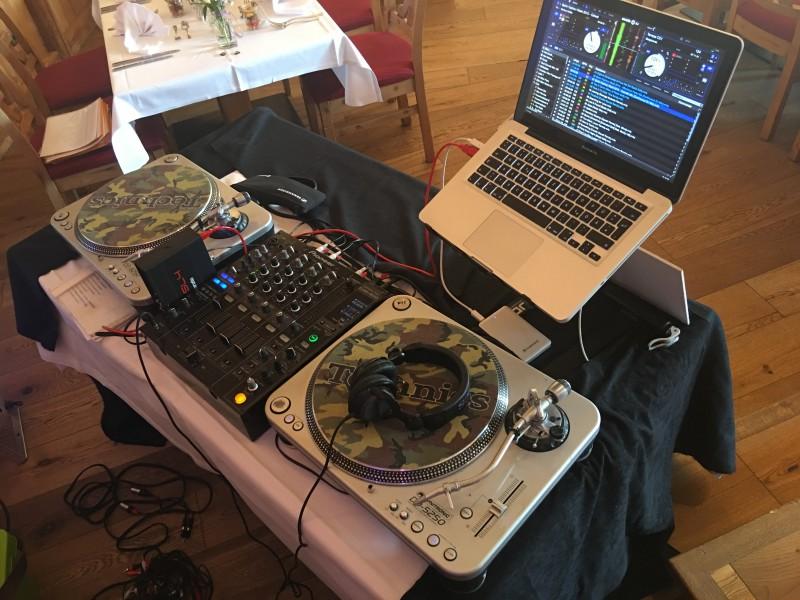 Hochzeit mit DJ Robert