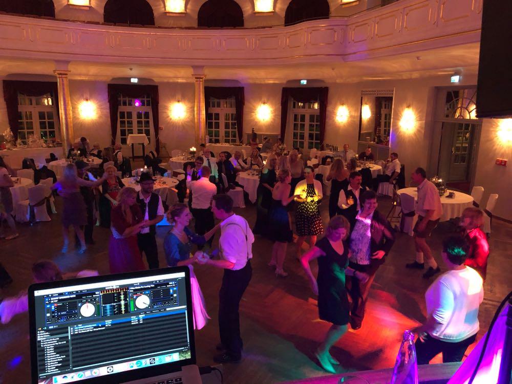 Dancefloor Hochzeit München