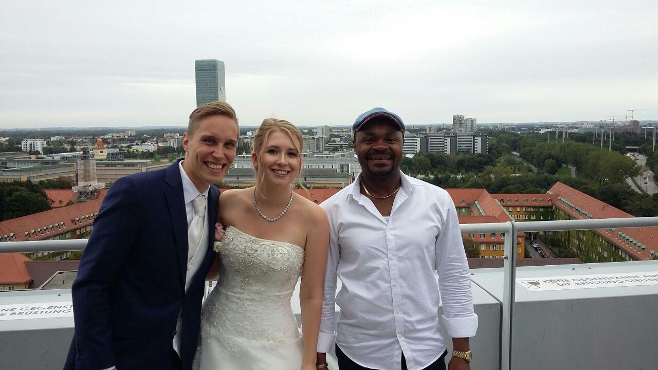 DJ Jules Hochzeit