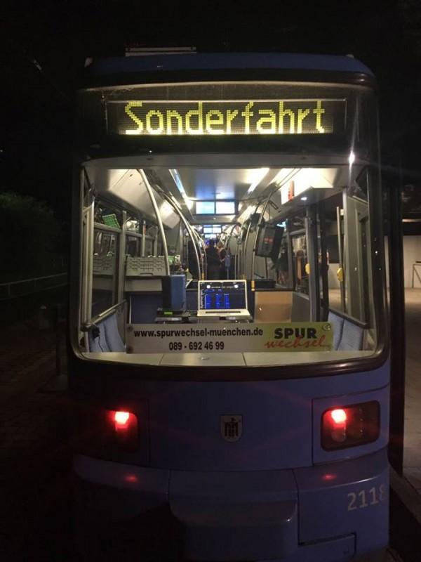 Disco Tram 4
