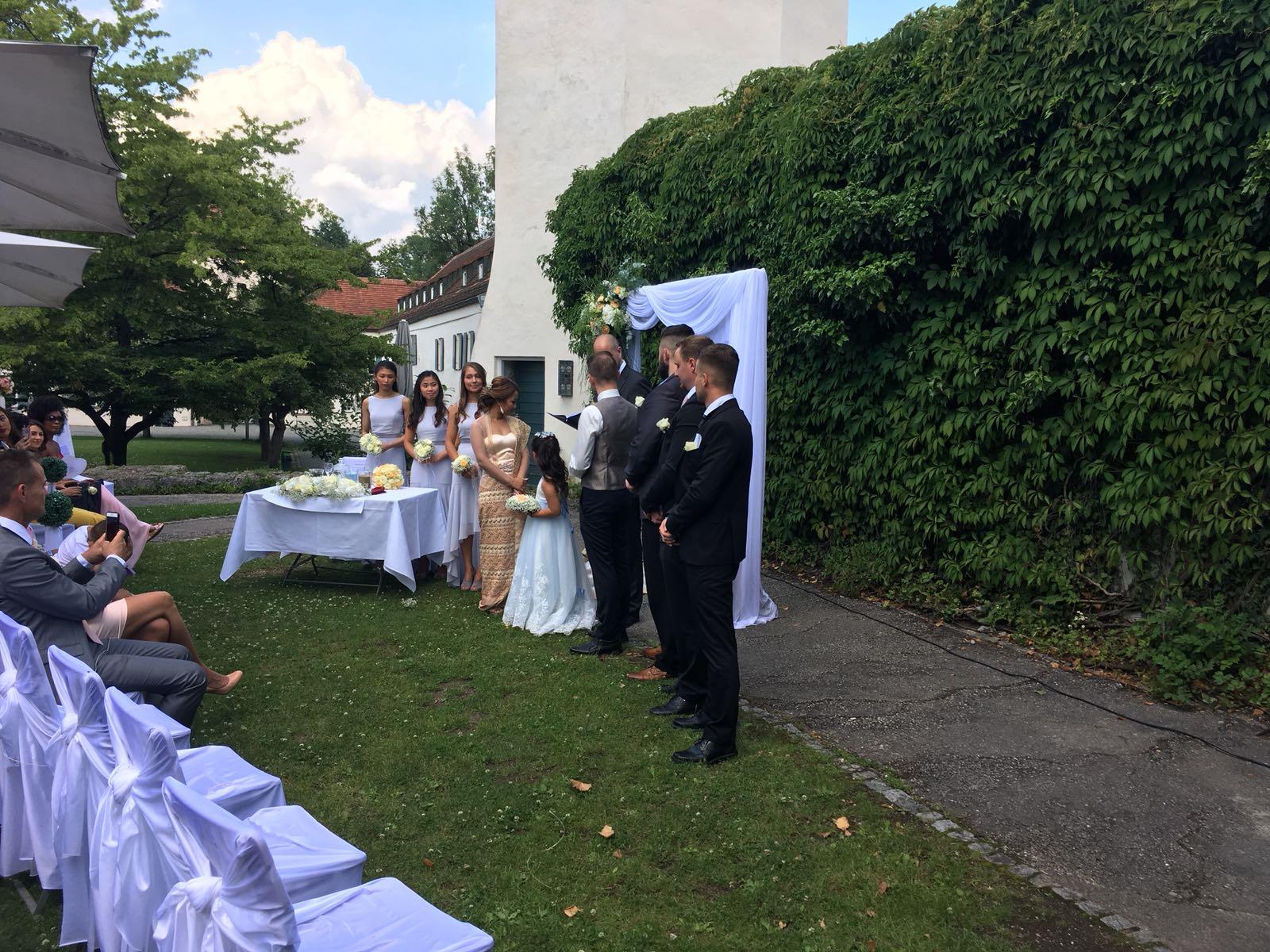 DJ Hochzeit München