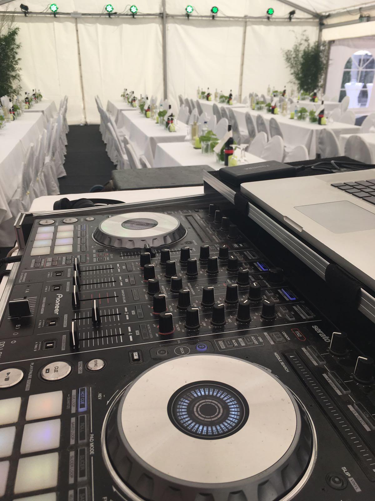DJ für Sommerfest