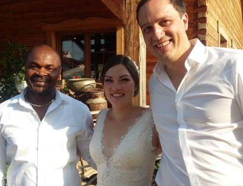 Gute Musik – Glückliche Brautpaare