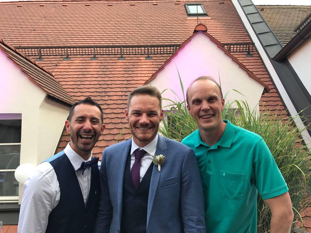 DJ München Hochzeit Verpartnerung