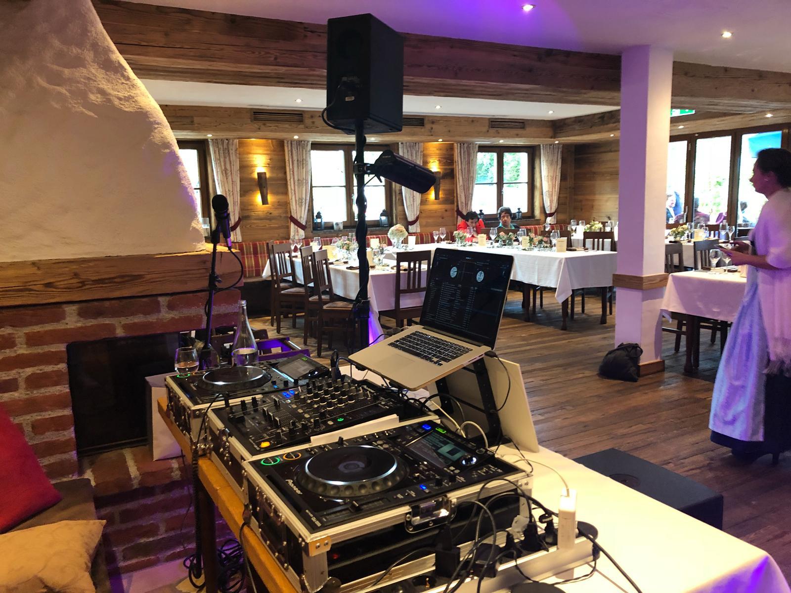 DJ Service München 2018