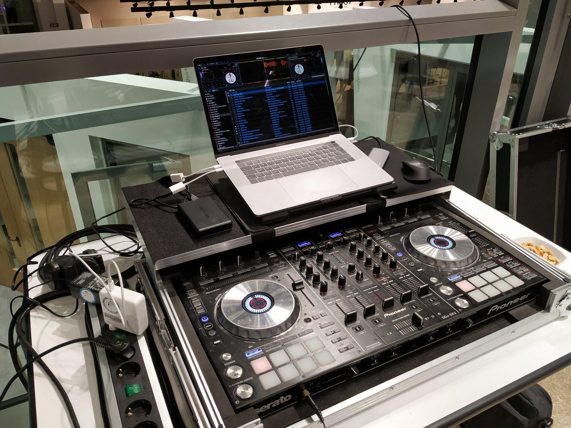 DJ Messe München BAU