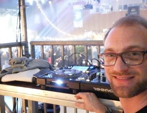 DJ Service München im Ballhaus Forum