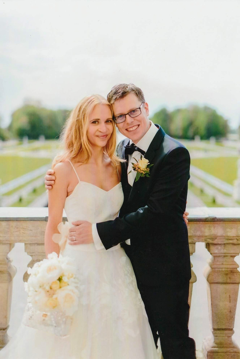 Brautpaar Angelika & Michi