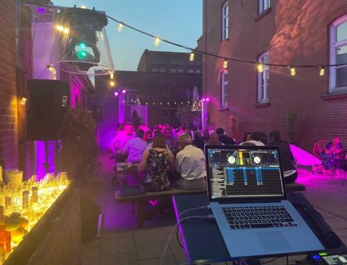 Ein schweres Jahr für Hochzeiten und DJs