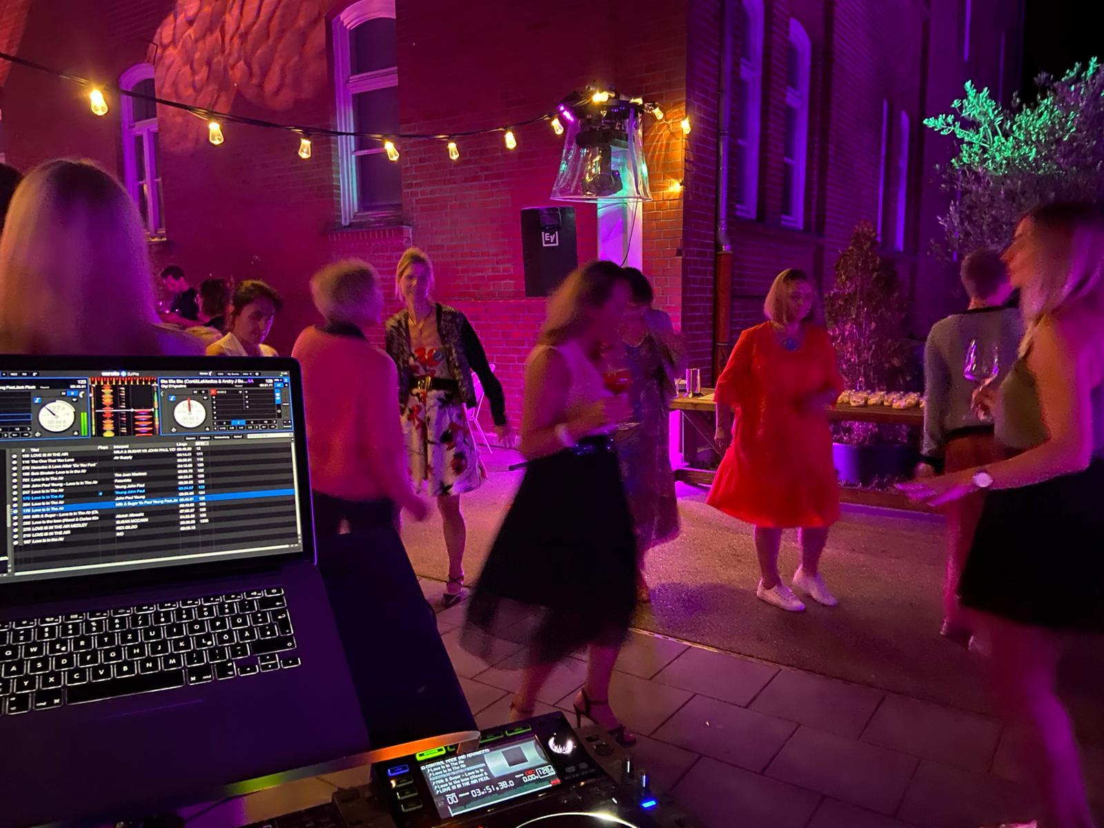 DJ Hochzeit München 003